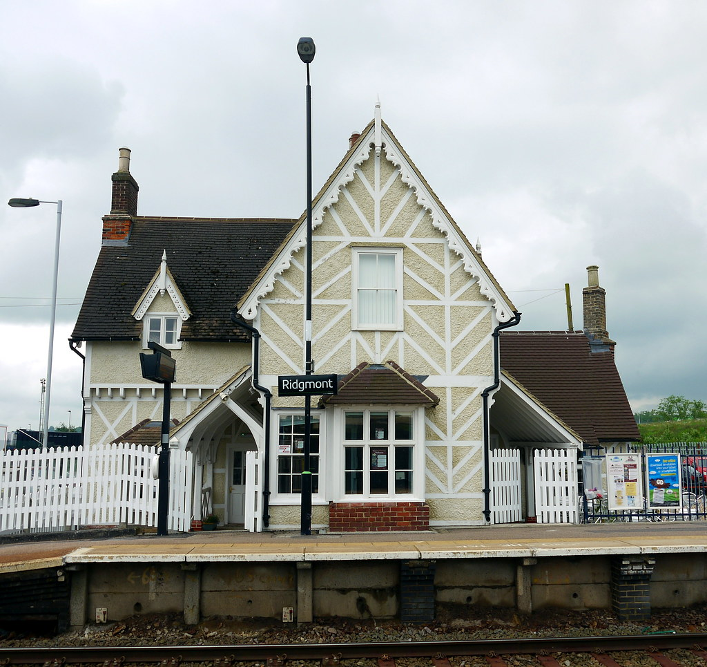 Ridgmont Pictures Taken At Ridgmot Station On The Marston Flickr