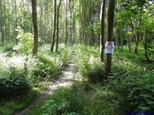 12-06-2014 Dronten Roggebotzand  20 Km (3)