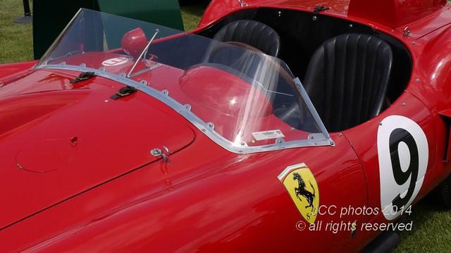 Le Mans Classic 2014 Ferrari Testa Rossa 250 TR58