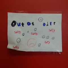 out of oder