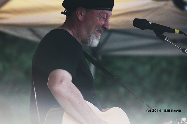 Richard Thompson at the Clearwater Festival.