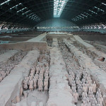 The Hall of the Terracotta Warriors