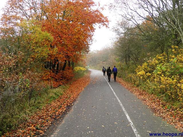 17-11-2012 Wassenaar 25.8 Km (91)