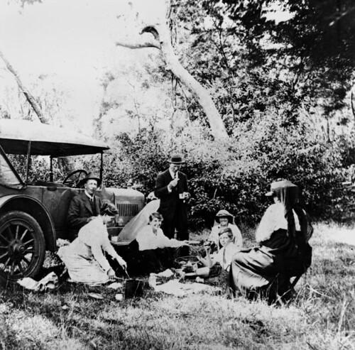 queensland afternoontea 1918 statelibraryofqueensland slq capalabacreek