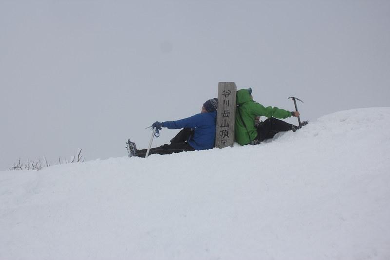過去の谷川岳 2013年