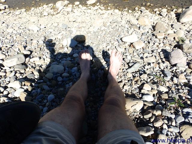 16-09-2013 De Vallei - fishcreek wandeling 36 Km  (60)