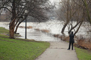 Flooding in Albany Park (Chicago), April 18, 2013 | by Center for Neighborhood Technology