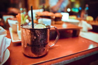 Moscow Mule at Red Square | by nan palmero
