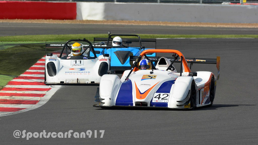 Richard Fearns - Radical SR8 | Please do not use any of our