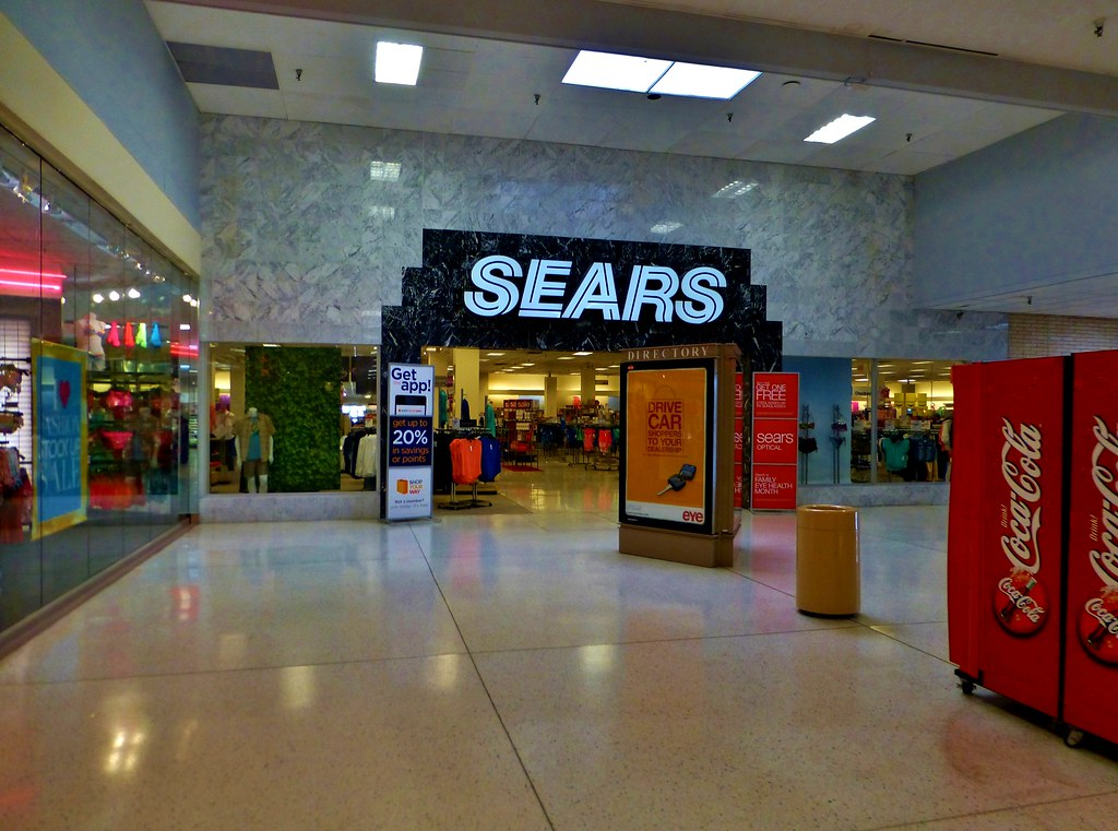 Lima Ohio Mall >> Sears Lima Mall Flickr Photo Sharing