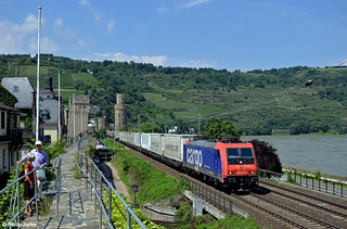 482 045-2 I [D] Oberwesel I 01.08.2014 | by Philip Jurke