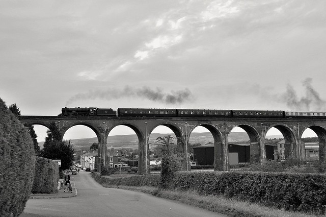 Steam at Whalley