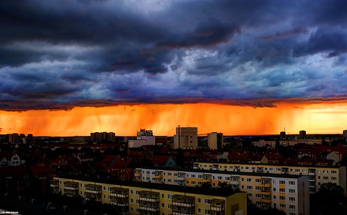 Sun downfall Erfurt | by xommandedit