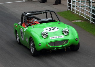 140 Colin Gale - Austin Healey Sprite 1380cc