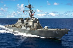 USS Fitzgerald (DDG 62) file photo. (U.S. Navy/MCSN David Flewellyn)