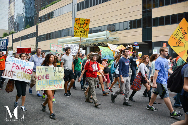 People's Climate March 9/21/14