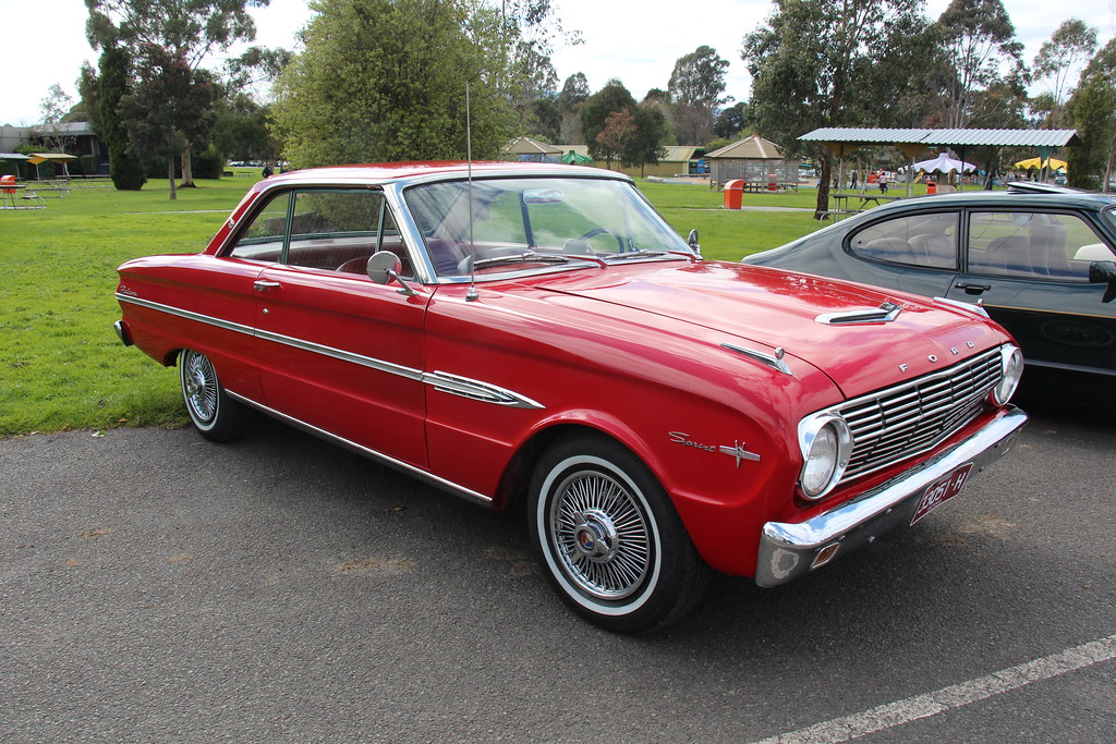 1963 Ford Falcon Sprint Hardtop | The Ford Falcon was Ford A