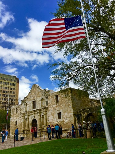 181 year anniversary of the Battle of the Alamo | by frankieleon