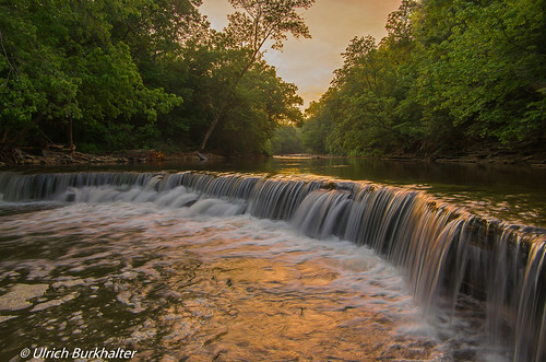 sunrise kentucky waterfalls silvercreekfalls madisoncountyky imgp84562pedited1