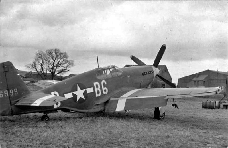 P-51Β Mustang