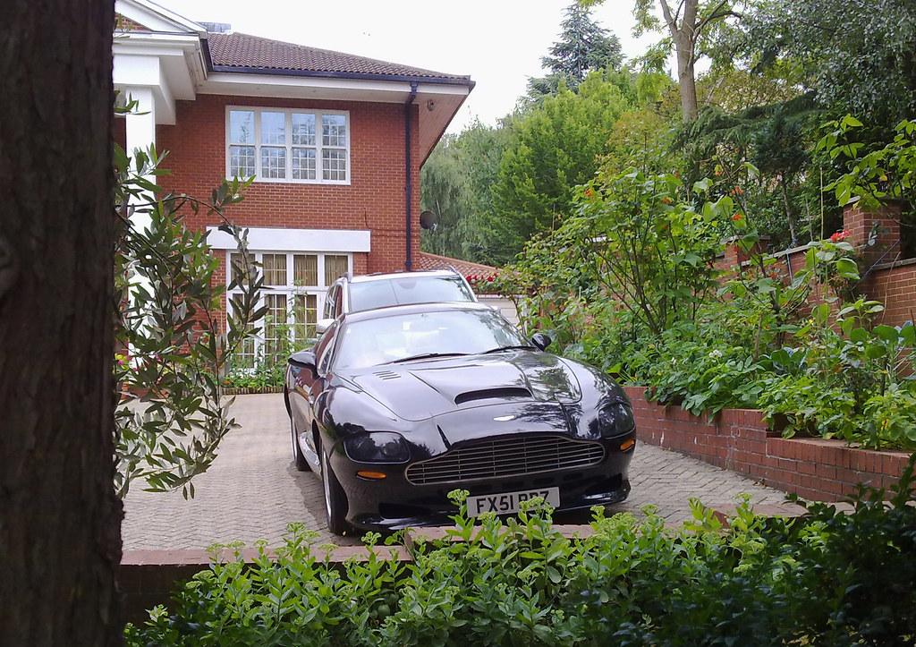 Aston Martin V8 Vantage Special Series Ii Only Three Of Th Flickr