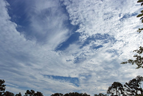 sky clouds nc northcarolina fairfieldharbour cloudsstormssunsetssunrises