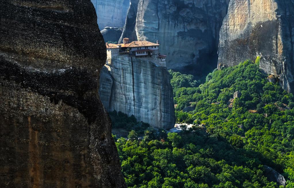 Le Meteore della Grecia