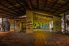 Graffiti: Gunn Point Prison Farm