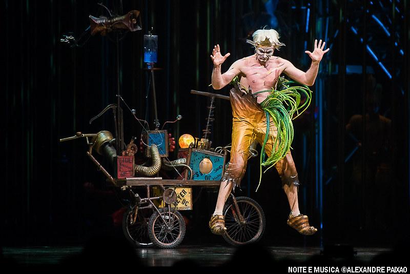 Cirque du Soleil Varekai - MEO Arena '17