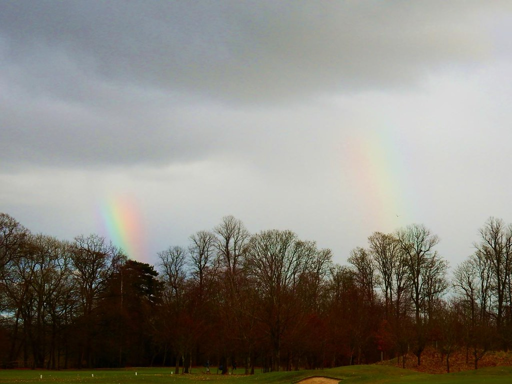 Double rainbow Henley Circular via Middle Assendon