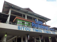 Flughafen Sam Ratulangi