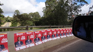Kenya Election Posters | by theglobalpanorama