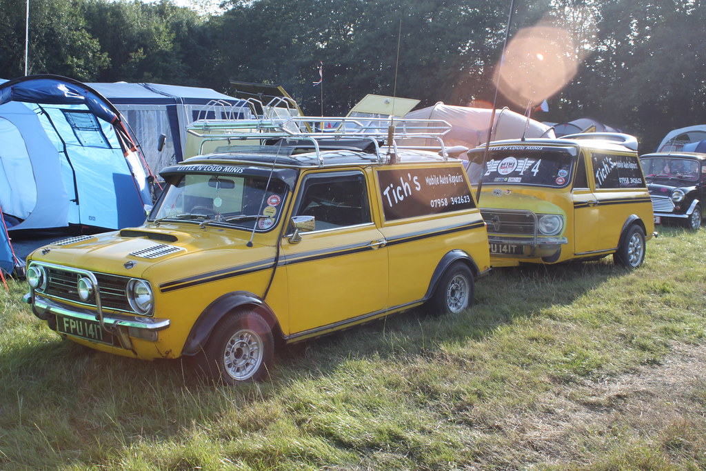 Mini Clubman Estate Jonathan Clapp Flickr
