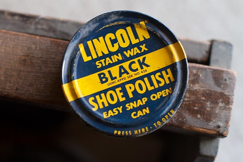 Classic Shoe Polish | by cogdogblog