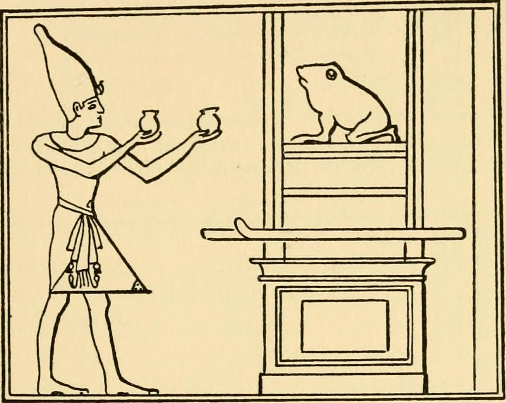 "Image from page 326 of ""Osiris and the Egyptian resurrection;"" (1911)"