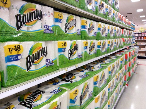 Bounty Paper Towels | by JeepersMedia