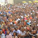 Amani Festival 2014 -  Un public heureux