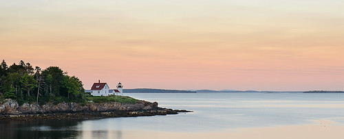 byscottphotos maine portland camden curtis island light lighthouse curtisislandlight curtisislandlighthouse camdenlighthouse sunset longexposure nikon nikkor d800 2470mmf28 2470mm new england newengland