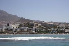 Fr, 08/22/2014 - 12:57 - Playa Fañabé von der Seeseite