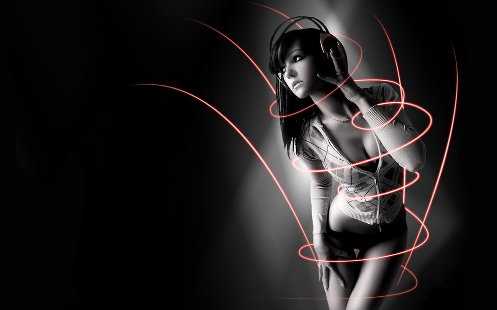 3d Girl Abstract Hd Wallpaper Stylish Hd Wallpapers Flickr