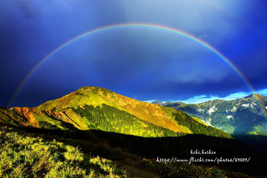 20140831DSC_4329_合歡山遇見彩虹