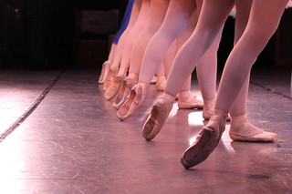 Ballet stage lighting | by zaimoku_woodpile