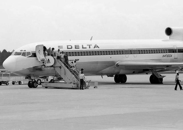 Columbia Metropolitan Airport, ca. 1974