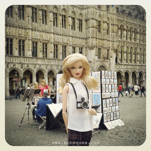 Grand Place/Grote Markt. Bruselas.