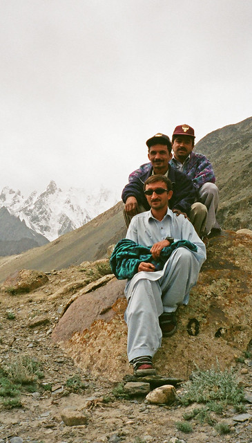 Our drivers, Pakistan