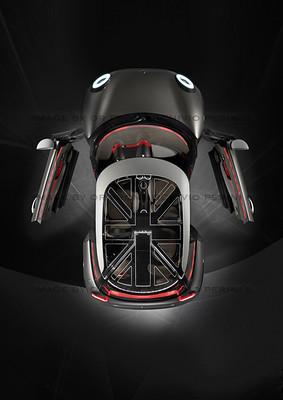 MINI 2011 Rocketman Concept