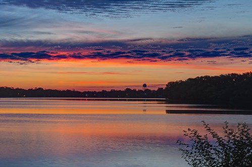 sunrise hdr beaverdam nikon70200mmf28