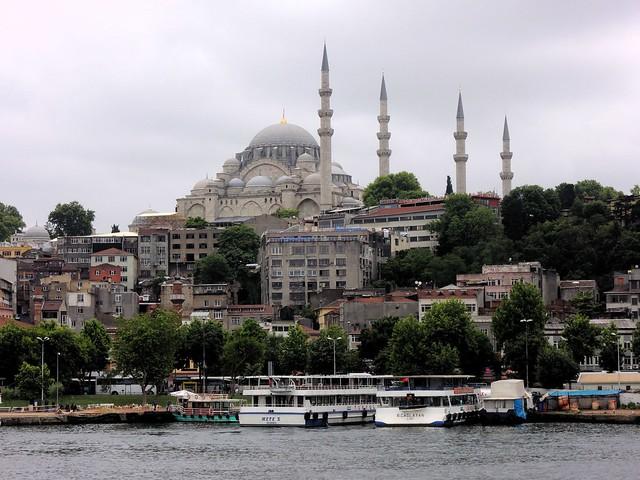 Sülemaniye Camii by bryandkeith on flickr