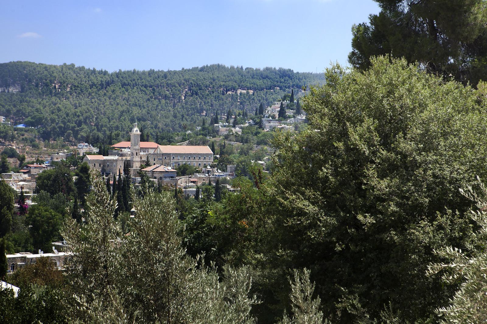 Jerusalem_Ein Karem_Mordagan_IMOT