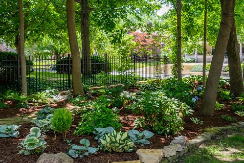 garden indiana richmond ram waynecounty richmondartmuseum waynet secretgardentour